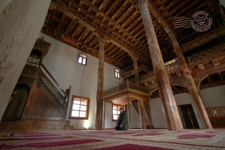 Kasaba Köyü Tarihi Mahmutbey Camisi